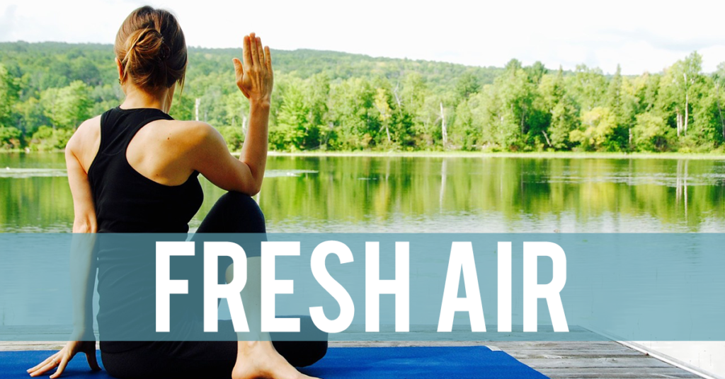 Outdoor Exercise Fresh Air