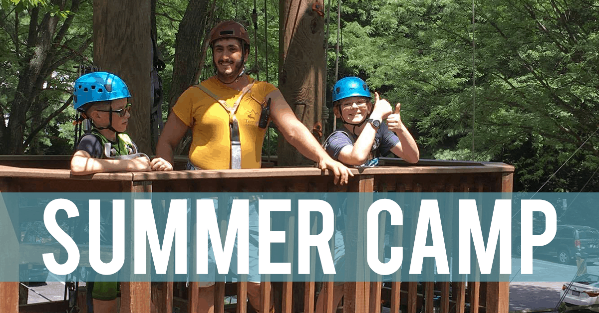 Summer Camp Benefits