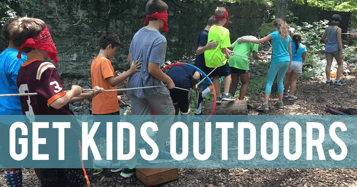 Kids Outdoor Summer Exercise
