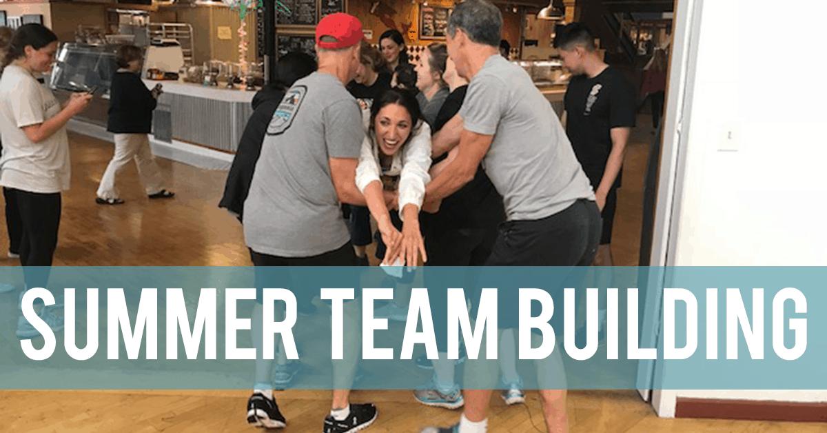 Summer Team Building