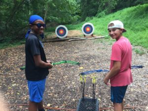 Archery Adventure  Baltimore MD, DC - Terrapin Adventures