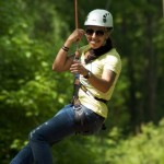 Zipline at Terrapin Adventures