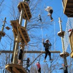Ropes Course for team building