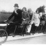Tandem Bike Picture