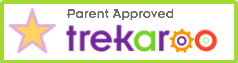 Trekaroo Web Badge
