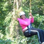 Escapade Party Zipline